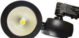 LED Прожектори - релсов монтаж