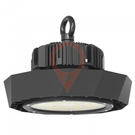 LED Камбана SAMSUNG ЧИШ - 100W Черно Тяло 160LM/W 6400K