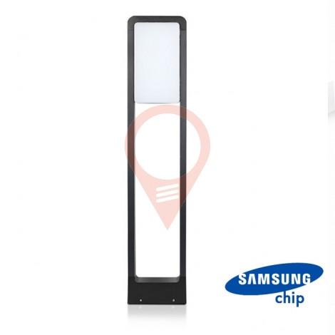 10W Градинска Наземна Черна SAMSUNG Чип IP65 6400K