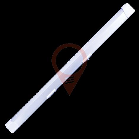T8 20W 120см LED Пура с тяло Студено бяла светлина