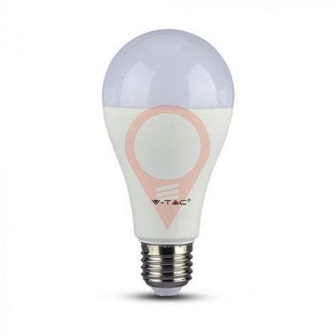 LED Крушка - SAMSUNG Чип 9W E27 Авариийна 4000К 3 Часа Батерия