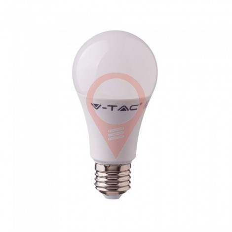 LED Крушка - 10W E27 A60 SMART WIFI RGB + Топла и Студена Светлина