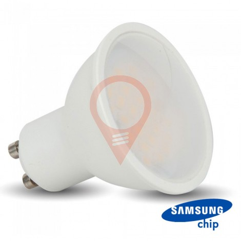 LED Крушка - SAMSUNG ЧИП 10W GU10 3000K