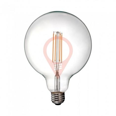 LED Крушка - 12.5W Filament E27 G125 6500K