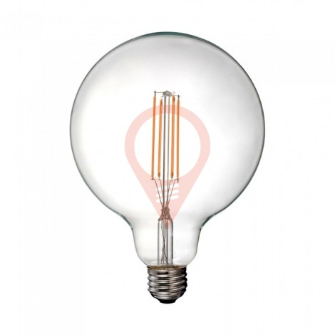 LED Крушка - 12.5W Filament E27 G125 4000K