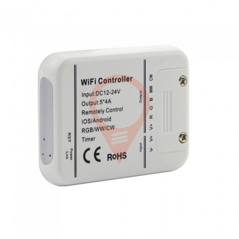 WIFI Smart Контролер 220V Съвместим с Amazon Alexa & Google Home