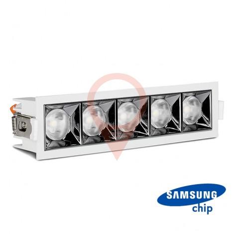 LED Луна SAMSUNG Чип 20W Рефлектор UGR<19 38° 5700K