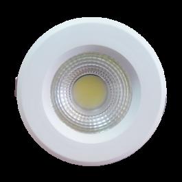 10W LED Луна Рефлектор - тяло PKW, бяла светлина