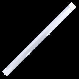 T8 10W 60см LED Пура с тяло Неутрално бяла светлина