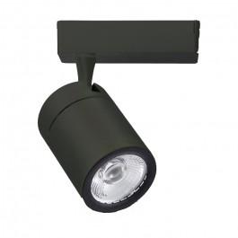 35W LED Прожектор Релсов Монтаж Черно Тяло Неутрална светлина