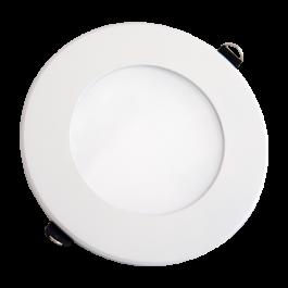 8W LED Мини панел без Драйвър - Кръг, Бяла светлина