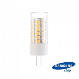 LED Крушка - SAMSUNG Чип 3.2W G4 3000K
