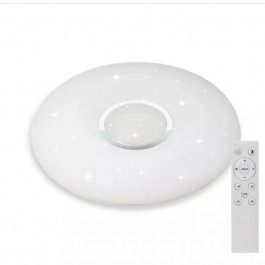 60W LED Плафон Дистанционно 3 в 1 Димиращ Кръг