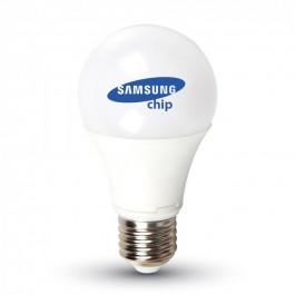 LED Крушка - SAMSUNG ЧИП 9W E27 A60 3000K
