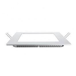 12W LED Панел Premium - Квадрат Неутрално бяла светлина