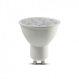 LED Крушка SAMSUNG Чип GU10 6W Пластик 10° 6400K
