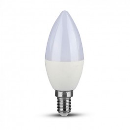 LED Крушка - SAMSUNG Чип 5.5W E14 Кендъл Димираща 3000K