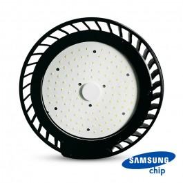 LED Камбана SAMSUNG Чип 100W Черно Тяло 120lm/W 6400K