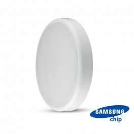 LED Плафон SAMSUNG Чип 24W IP65 Сензор IK08 Авариен 3 в 1