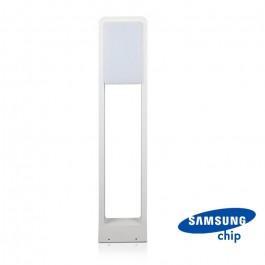 10W Градинска Наземна Бяла SAMSUNG Чип IP65 6400K