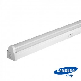 50W LED Double Batten Fitting SAMSUNG Chip 150cm 3 in 1 120lm/W