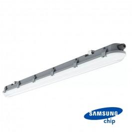 LED Влагозащитено Тяло M-Серия 1200мм 36W 4000K Mат 120LM/W