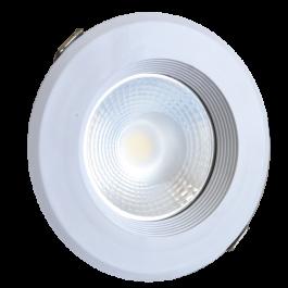 20W LED Луна рефлектор - Бяла