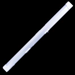 T8 20W 120см LED Пура с тяло Топло бяла светлина