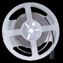 LED Лента 2835 - 240 LED, 18W/M топло бяла светлина, невлагозащитена 5 метра
