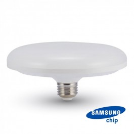 LED Крушка - SAMSUNG ЧИП 36W E27 UFO F250 4000K