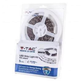 LED Strip Set SMD3528 60 LEDs Natural White High Lumen IP20 /2215+3007+3512/