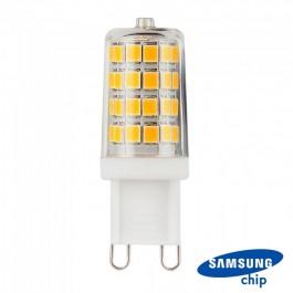 LED Крушка SAMSUNG Чип - G9 3W Топло бяла светлина