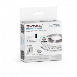 LED Лента - 5050/60 IP20 RGB + Бяло + Wifi Контролер СЕТ SMART