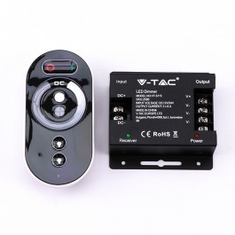 Touch Димер За Едноцветна Лента 12V-24V 18A
