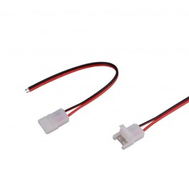 Connector for LED Strip 10mm Single Head