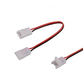 Connector for LED Strip 10mm Dual Head