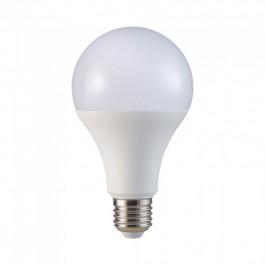 LED Крушка - 20W E27 A80 Пластик 3000K