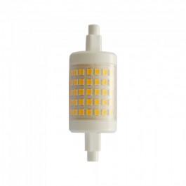 LED Крушка 7W R7S 78 mm Пластик 3000K