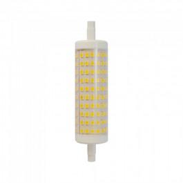 LED Крушка - 13W R7S  Пластик 6400K