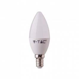 LED Крушка - 3.5W Е14 А80 Кендъл Димираща С Дистанционно RGB 4000K