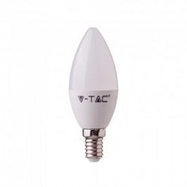 LED Крушка - 3.5W Е14 А80 Кендъл Димираща С Дистанционно RGB 6400K