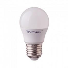 LED Крушка - 3.5W E27 G45 С Дистанционно RGB 4000K