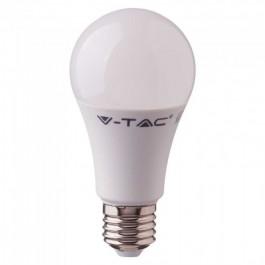 LED Крушка - 9W E27 A60 RA80 Микровълнов Датчик 6400К