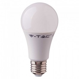 LED Крушка - 11W E27 A60 RA80 Микровълнов Датчик 4000К