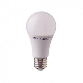 LED Крушка - 6.5W E27 A60 Пластик 3000K 160 lm/W