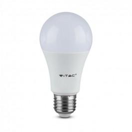LED Крушка 9.5W E27 A60 Пластик 3000K 160 lm/W