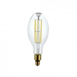 LED Крушка - 24W E27 ED120  Filament 160 lm/W 6400K
