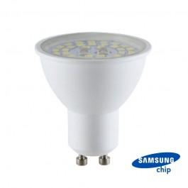 LED Крушка SAMSUNG Чип 5W GU10 3000K 160lm/W