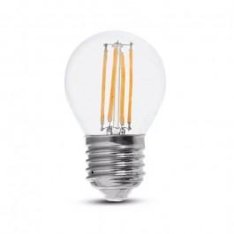 LED Крушка - 6W Filament E27 G45 4000К