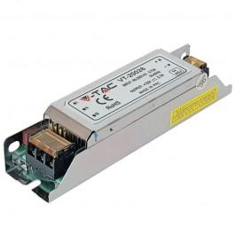 LED SLIM Захранване - 25W 12V 2,1A Метал